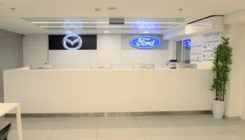 Официальный гараж Мазда и Форд в Иерусалиме