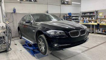 תיקון תאונה BMW